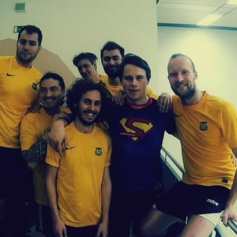 FCKP I • Bunte Liga Indoor Cup