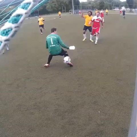 7-a-side friendly vs Marzahner Wölfe 08