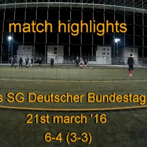 #FCKP vs Bundestag