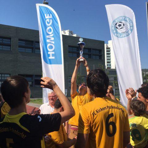 Bunte Liga Champion 2nd League