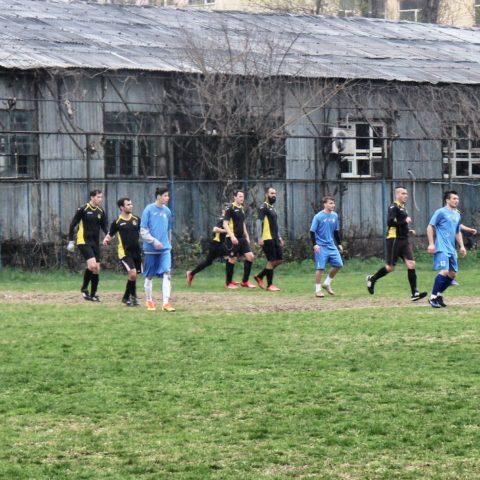 Friendly vs Borussia Billerbeck